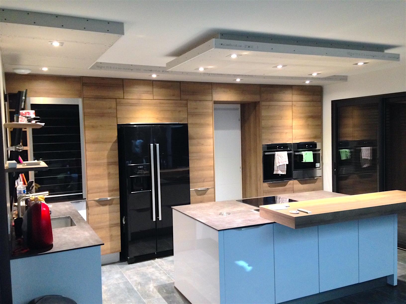 electriciens en eure et loir tous travaux lectriques eclairage cuisine. Black Bedroom Furniture Sets. Home Design Ideas